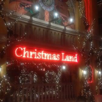 クリスマスランドへ