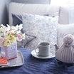 春の香り♪スイートピー!紅茶缶に飾る小さなアレンジ