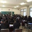 福井県立農林高等学校 講演  『学生と社会人の違い』の記事より