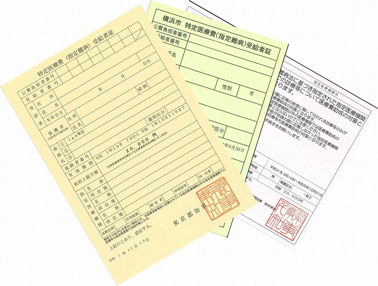 東京 都 難病 指定