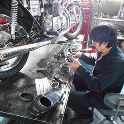 画像 ホンダ DREAM CB400FOUR 栃木県 荒井様、St4納車整備中! CB400、 の記事より 2つ目