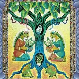 画像 トリプルゴッデスタロット 11 Tree of Life 生命の樹 の記事より 1つ目