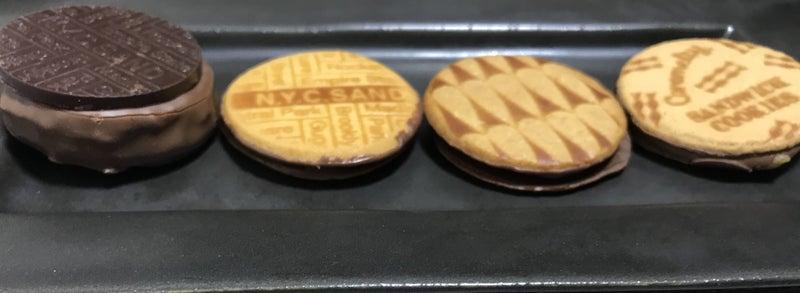 ザ スイーツ キャラメル サンド クッキー