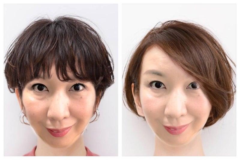 似合う 髪型 アプリ