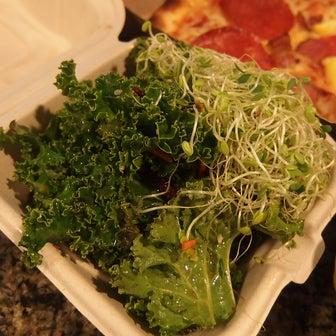 ちょっと梅田へ〜八百一のお野菜