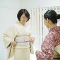 着物で新たな自分に出会う|心に花咲く®葵桜®きもの着付け教室│松嵜まゆみの京都きもの日記