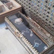 昔ながらの宝石箱