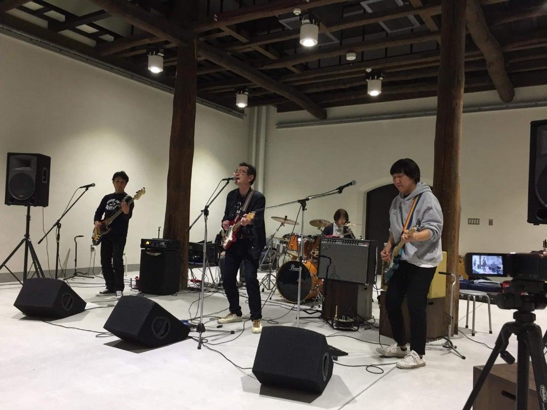 前橋れんが倉庫ライブ終わる。の記事より