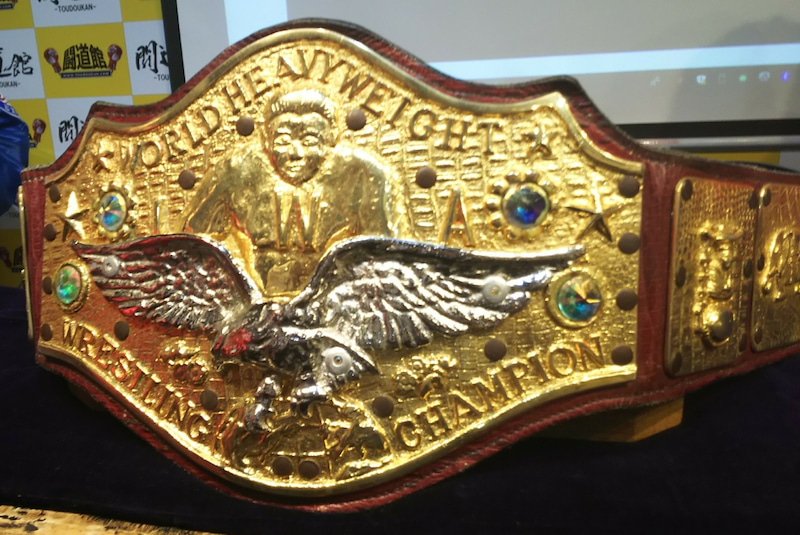 IWA世界ヘビー級王座