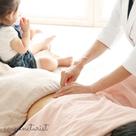 腱鞘炎、膝痛も家族で手当ての記事より
