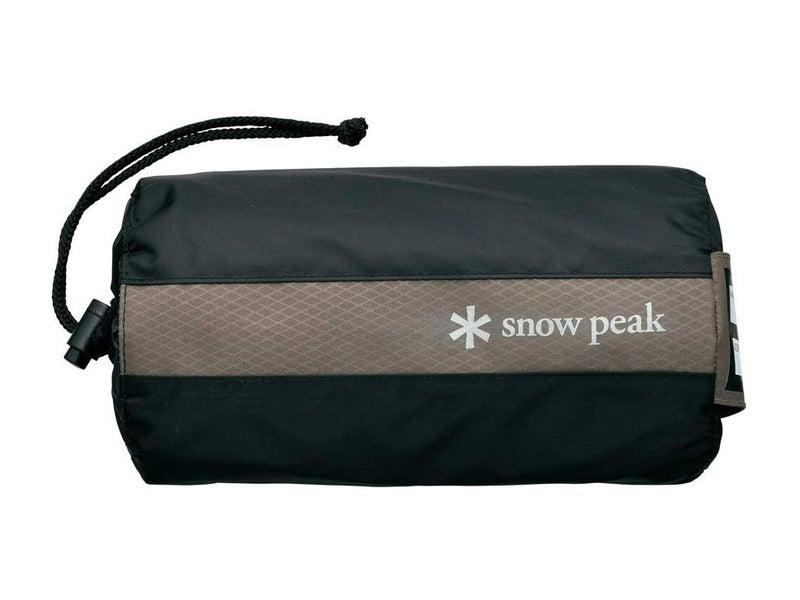 snow peak (スノーピーク) マット&ピロー