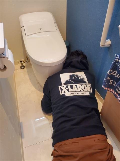 トイレ の スキマ フィル