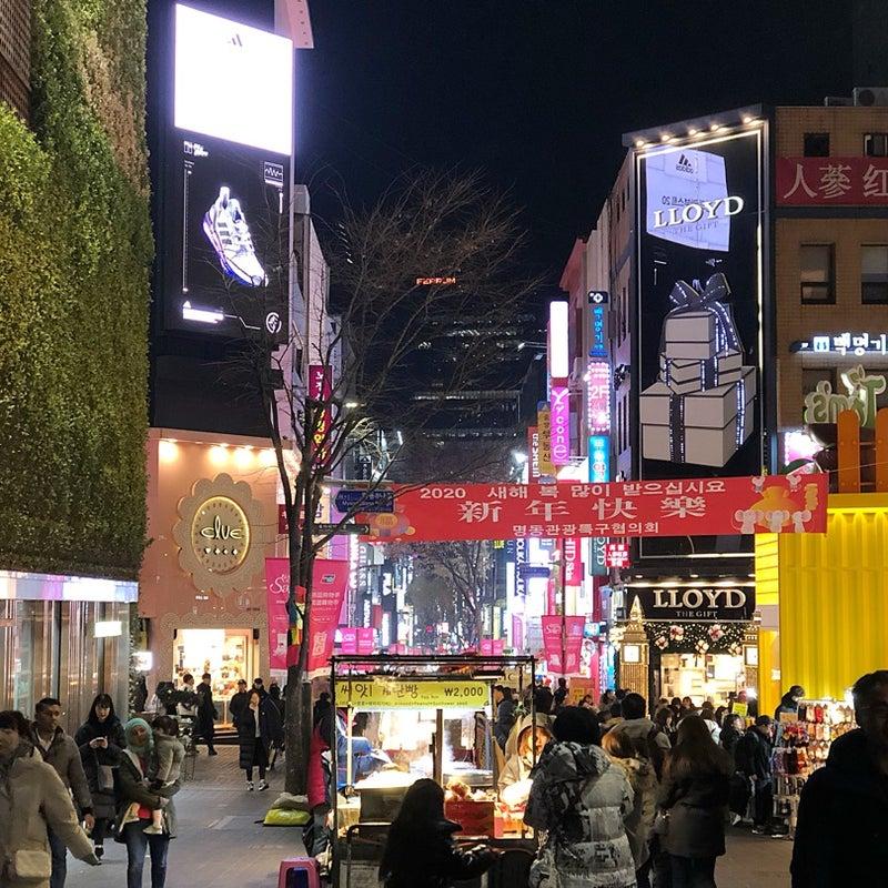 旅行 ブログ 韓国