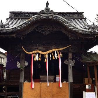 """月讀神社""""三夜様""""と、マクロビカフェOlu Olu."""