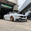 製作車両 BMW435iカブリオレMスポーツ(F33)@S様