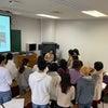 名古屋市立大学にて「インクルーシブ、医療的ケアは生活支援行為」のお話の画像