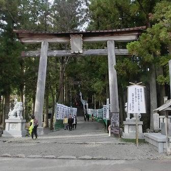 熊野三山詣でと『神倉神社(権現山)』の登拝 (和歌山県新宮市)