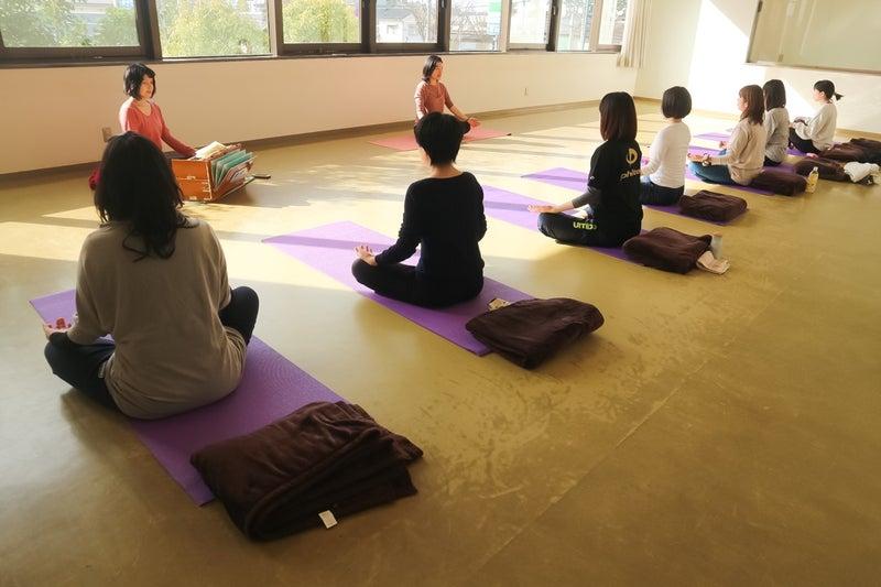 Silky yogaの画像