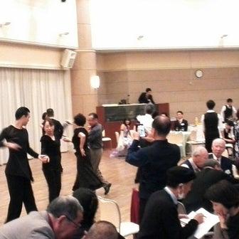 母校の舞踏研究会の新年会