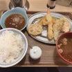 えびのやの天ぷら定食