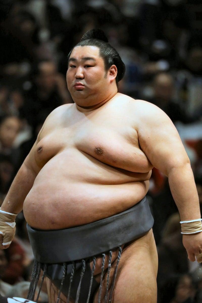 徳 勝龍 相撲