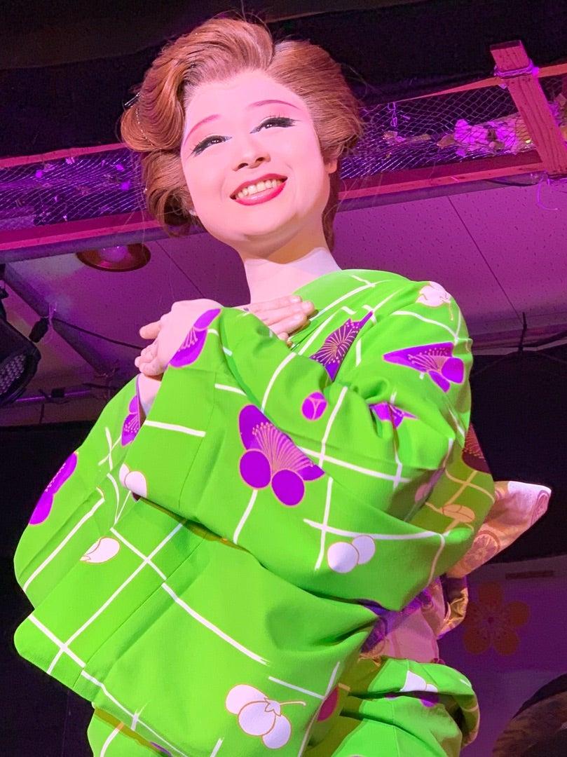 大衆演劇 & 日本酒 & 温泉 & ラーメン &ランチ劇団花月 一條こま 1月25日 おぐら座 昼 24 公演目 ダイジェスト