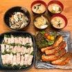 今日の晩御飯と野菜中心作り置き!
