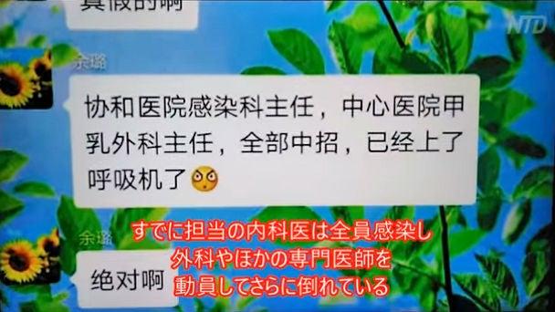 新型コロナウイルス感染者数 中国発表すべてウソ 感染者数計算したらヤバすぎた