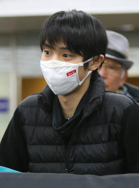 羽生 結 弦 マスク