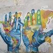 南北対決!:ニコシアで見つけた壁画(Destinationsキプロス)