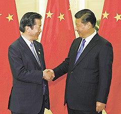 中杉 弘の徒然日記公明党と中国 ②