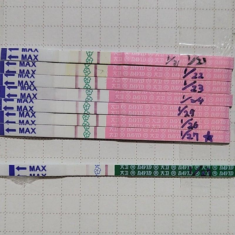 フライング検査 排卵検査薬