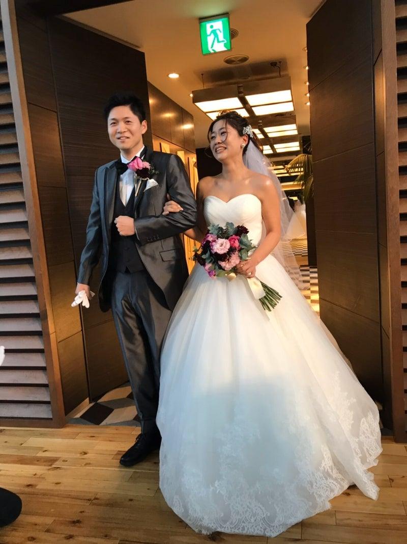 荒谷 健太 FaB 稲毛店 店長ブログ友人の結婚式に参列してきました!
