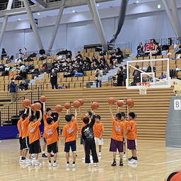 画像 第51回全国ミニバスケットボール大会 福井県予選会(ギャレックス杯)にダンクスが出場しました の記事より 1つ目