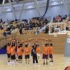 第51回全国ミニバスケットボール大会 福井県予選会(ギャレックス杯)にダンクスが出場しましたの画像