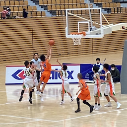 画像 第51回全国ミニバスケットボール大会 福井県予選会(ギャレックス杯)にダンクスが出場しました の記事より 4つ目