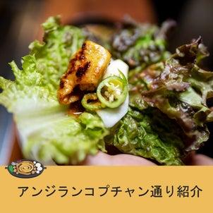 < アンジランコプチャン通り紹介 >の画像
