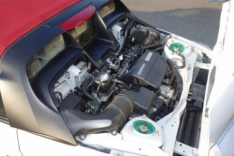 ホンダ S660 コンセプトエディション