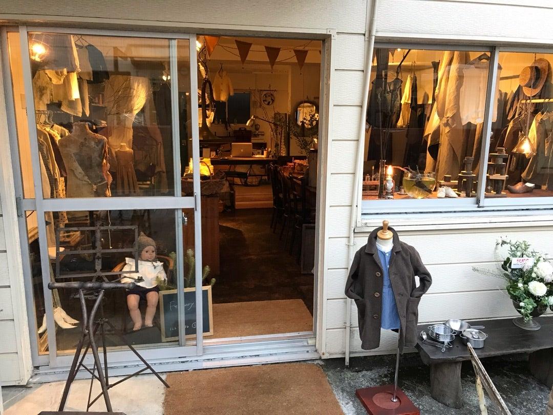 奥渋に洒落た子供服店がオープンしましたよ!