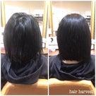 【最近まとまらない髪に】新メニュー・ケアストレートの記事より