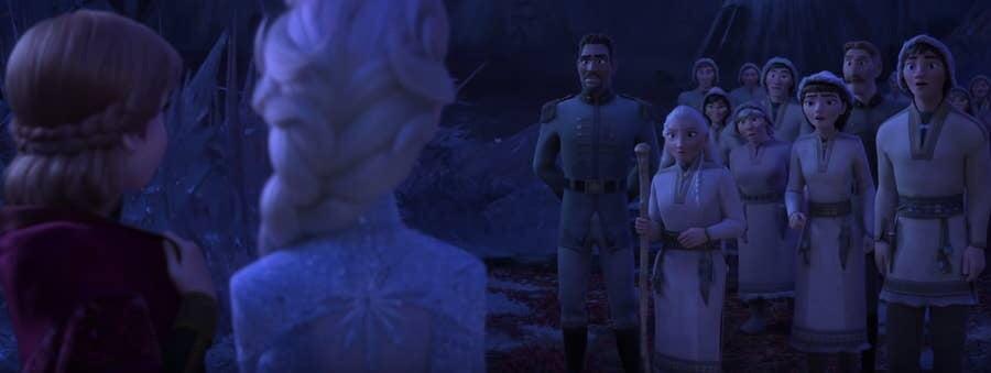 アナと雪の女王2の未来を予言するメッセージの記事より