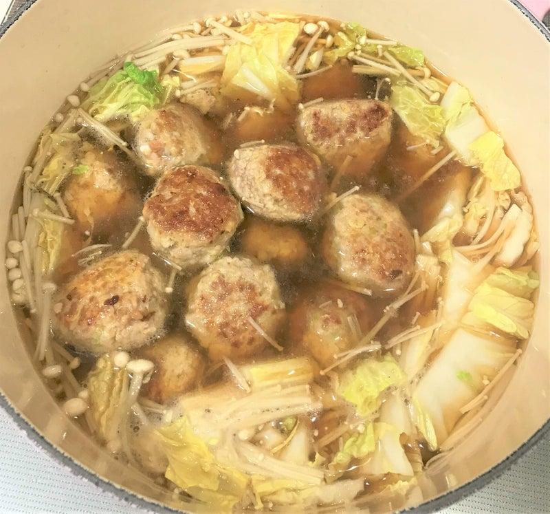 の 肉 団子 スープ と 白菜 【あさイチ】白菜と肉団子のスープの作り方!豚ひき肉を使ったレシピ(12月10日)