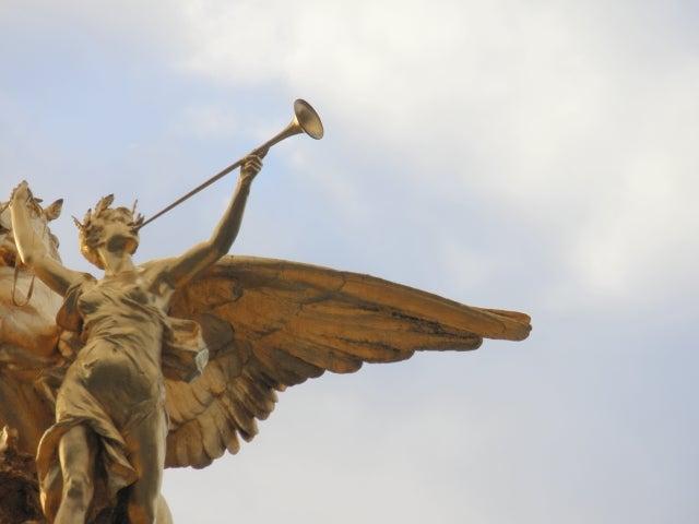 ヒーラーとして人を癒す「仕事・起業」をしたい方へ♬大天使ガブリエルのラッパが鳴り響いたよ♪♬