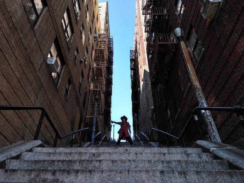 ジョーカー 階段