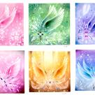 ♡翼の花ダブルウィングにしました♡結晶の花Ⓡの記事より