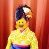 七五三 袴&ヘアアップの画像