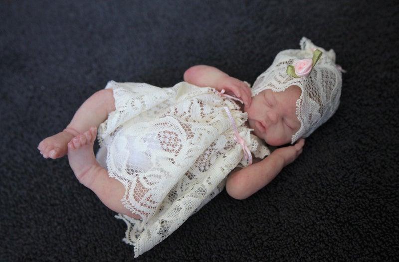シリコンリボーンドール,衣装,リアル赤ちゃん人形販売5