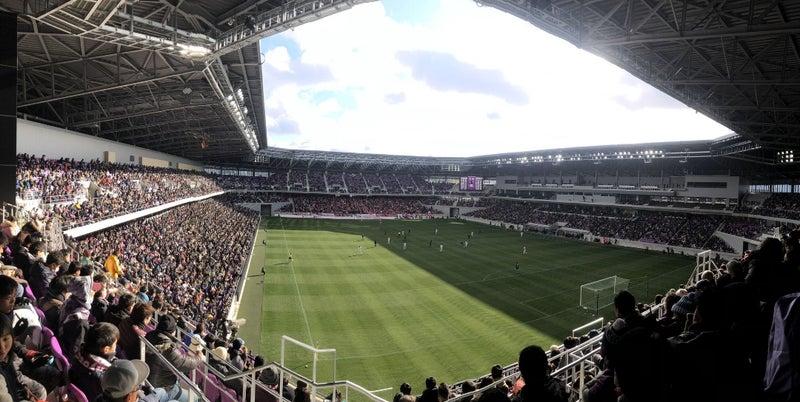 スタジアム 新 京都 サンガ