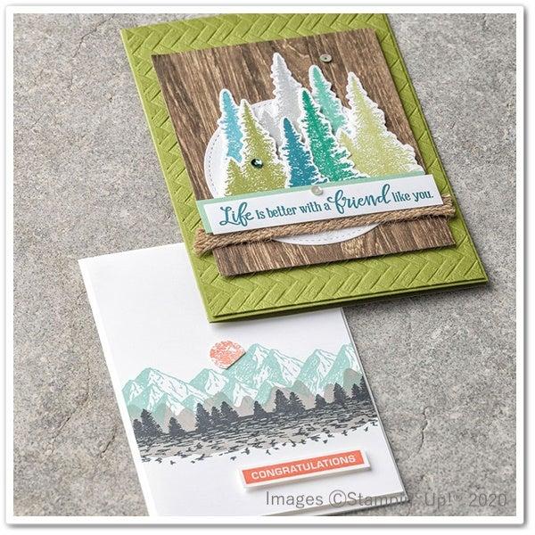 Stampin' Up! 手作りカード