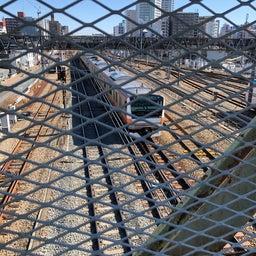 画像 三鷹駅近くの太宰治ゆかりの陸橋20.2.11 の記事より 2つ目